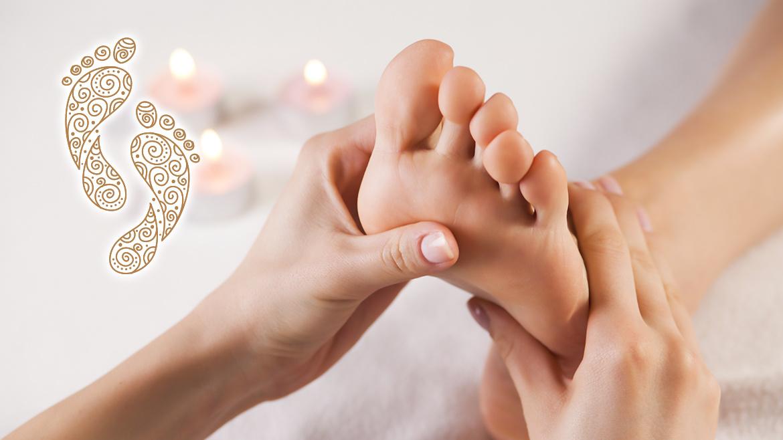 Refleksologia oraz refleksoterapia stóp a zabiegi podologiczne.